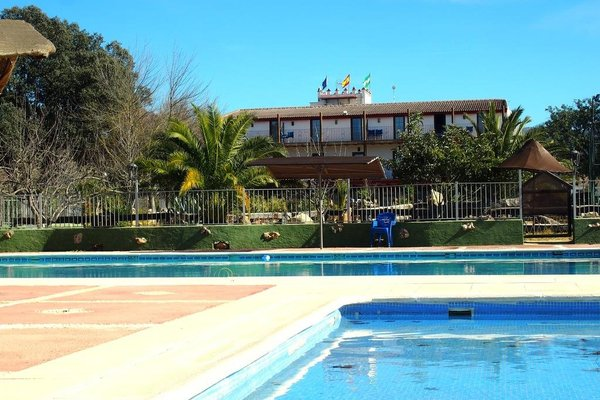 Hotel Rural El Cortijo - фото 19
