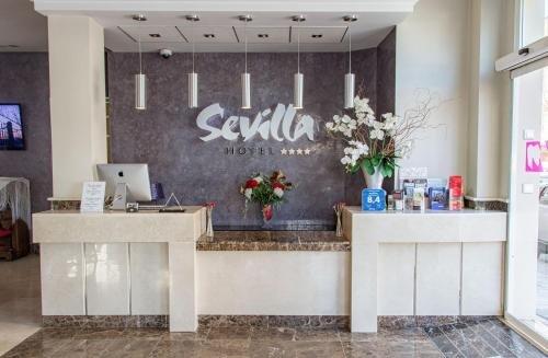 Hotel Sevilla - фото 14