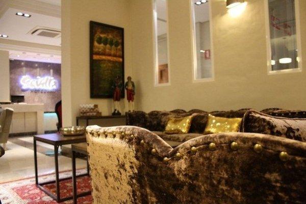 Hotel Sevilla - фото 9
