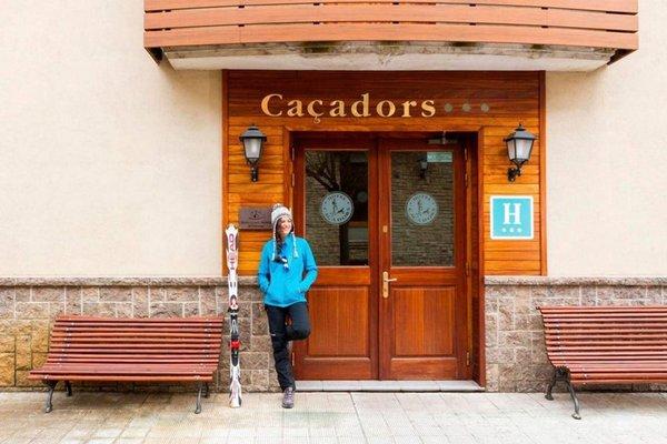 Hotel Els Cacadors de Ribes - фото 19