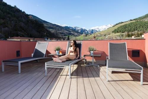 Hotel Els Cacadors de Ribes - фото 20