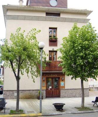 Hotel Els Cacadors de Ribes - фото 23