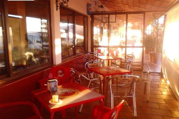 Hostal Restaurante Carlos III - фото 13