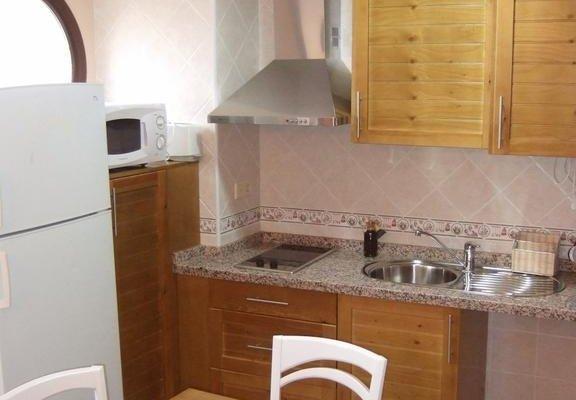 Apartamentos El Horno - фото 15