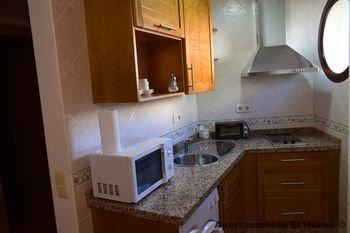 Apartamentos El Horno - фото 18