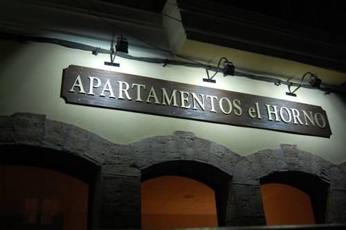 Apartamentos El Horno - фото 19