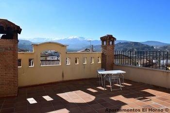 Apartamentos El Horno - фото 21