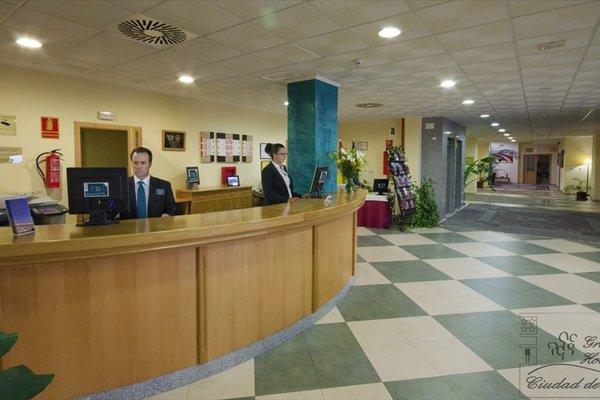 Gran Hotel Ciudad Del Sur - фото 11