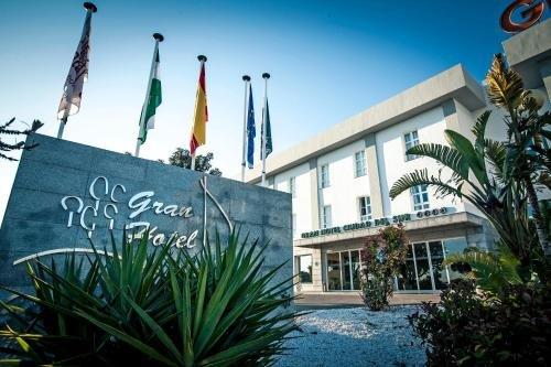 Gran Hotel Ciudad Del Sur - фото 17