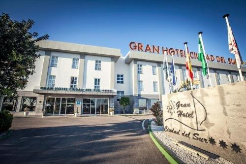 Gran Hotel Ciudad Del Sur - фото 22