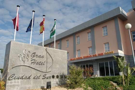 Gran Hotel Ciudad Del Sur - фото 23