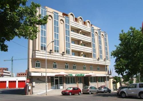 Hotel Cabanas - фото 23