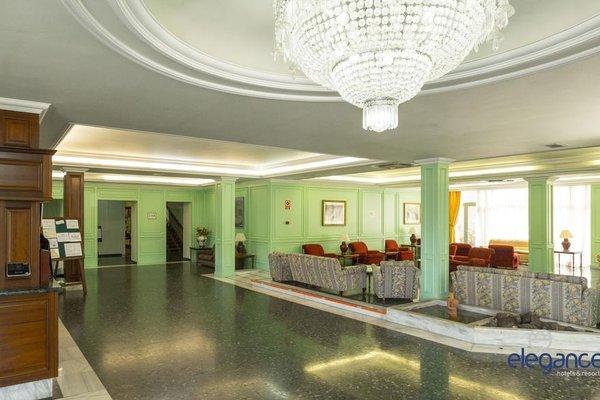 Hotel Elegance Miramar - фото 12
