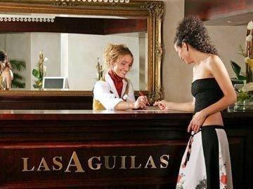 Hotel Las Aguilas - фото 11