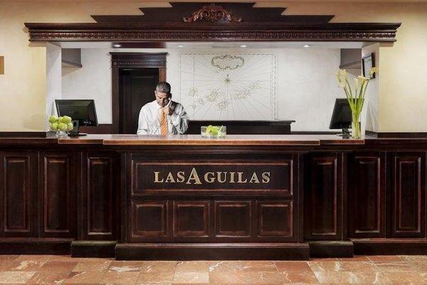 Hotel Las Aguilas - фото 12