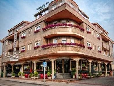 Hotel Rio Cea - фото 21