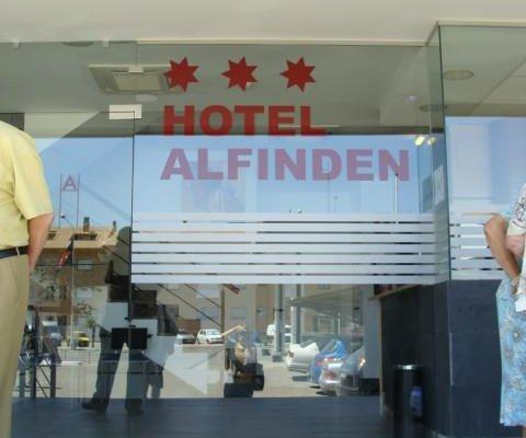 Hotel Alfinden - фото 17