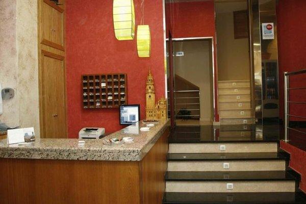 Hotel HHB Pontevedra Confort - фото 14
