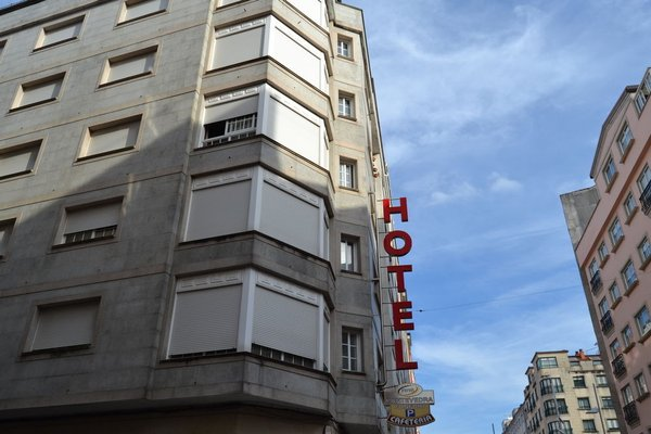 Hotel HHB Pontevedra Confort - фото 16