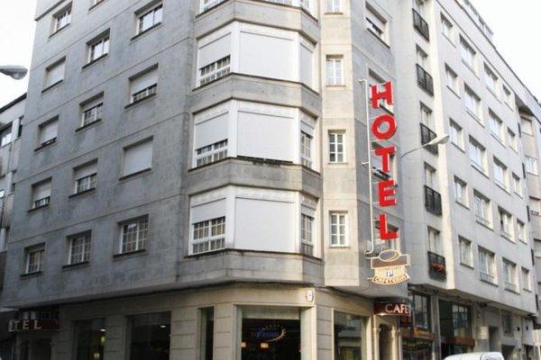Hotel HHB Pontevedra Confort - фото 17