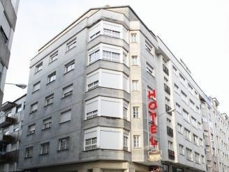 Hotel HHB Pontevedra Confort - фото 18