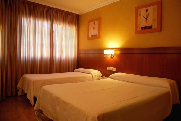 Hotel HHB Pontevedra Confort - фото 6