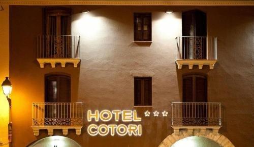 Hotel Cotori - фото 21