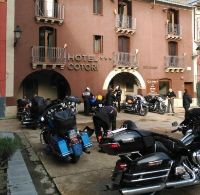 Hotel Cotori - фото 23