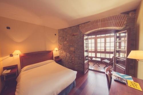 Hotel Aroi Bierzo Plaza - фото 2