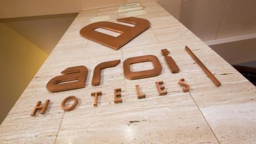 Hotel Aroi Bierzo Plaza - фото 4