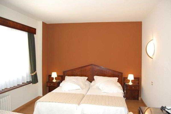 Гостиница «Loriga», Пола-де-Сьеро