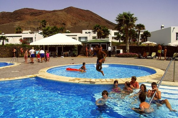 Hipotels Natura Garden Apartaments Lanzarote Island - фото 0