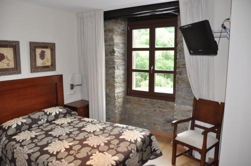 Hotel Mirador de Barcia - фото 2