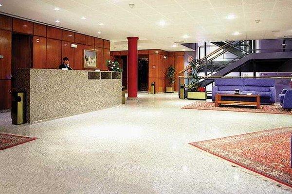 MC Hotel Plaza de Santiago - фото 14