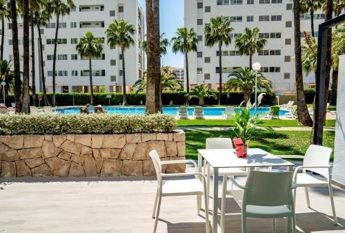 Apartamentos Tamarindos Peniscola - фото 19