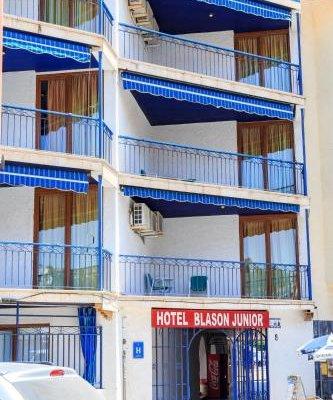 Hotel Blason Junior - фото 21