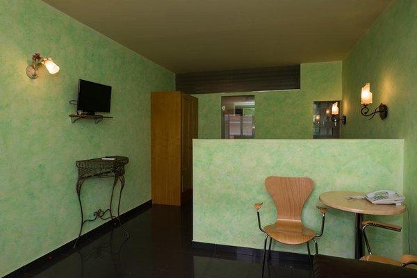 Hotel La Barca - фото 14