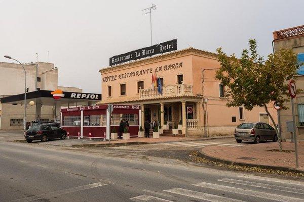 Hotel La Barca - фото 21