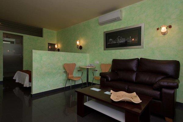 Hotel La Barca - фото 7