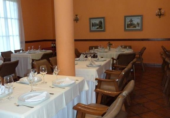 Hostal Restaurante Las Canteras - фото 11