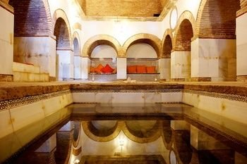 Hotel Balneario De Sierra Alhamilla - фото 12