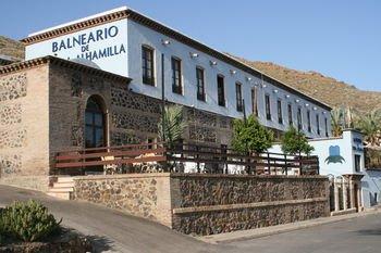 Hotel Balneario De Sierra Alhamilla - фото 22