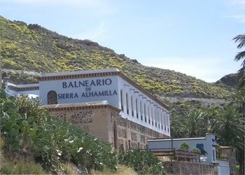 Hotel Balneario De Sierra Alhamilla - фото 23
