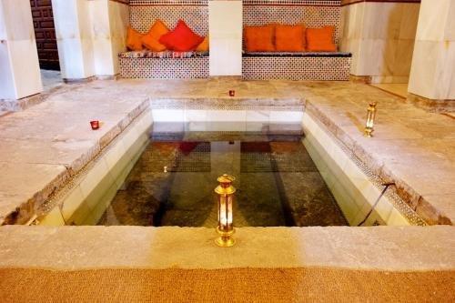 Hotel Balneario De Sierra Alhamilla - фото 7