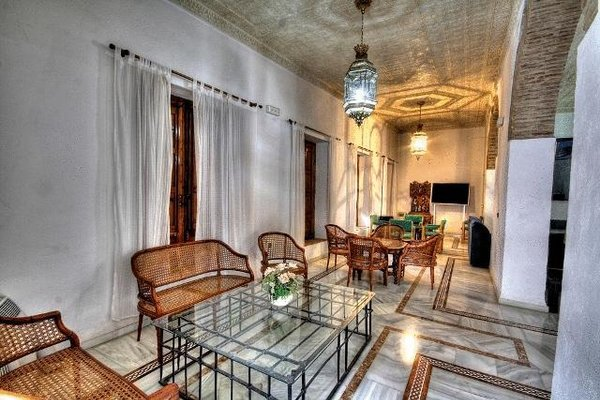 Hotel Balneario De Sierra Alhamilla - фото 9