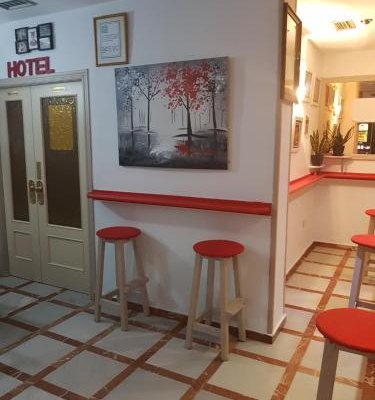 Hotel Al-Andalus - фото 8