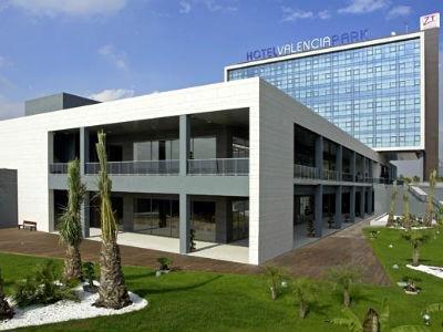 Гостиница «Zt Valencia Park», Патерна