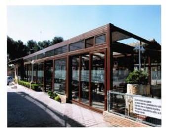 Гостиница «Don Baco», Патерна