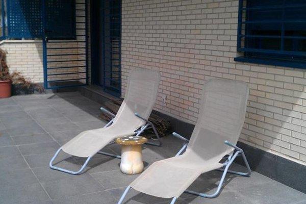 Гостиница «Sotolivar Relax», Патерна