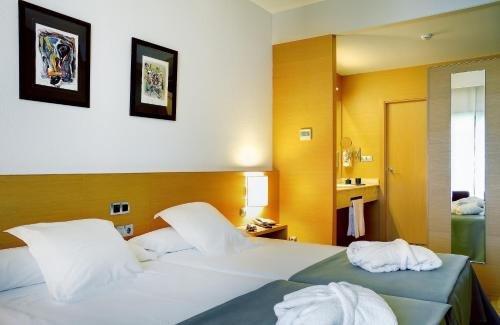 Hotel Oca Golf Balneario Augas Santas - фото 1
